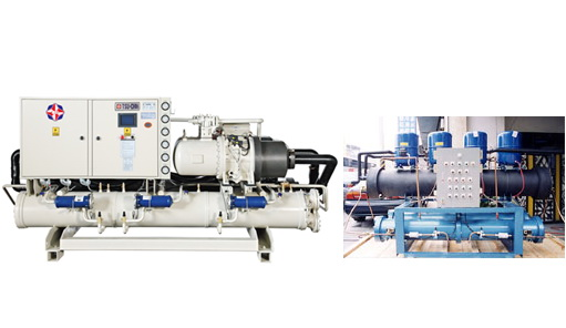 YK-CWI Industrial Cooling Water System